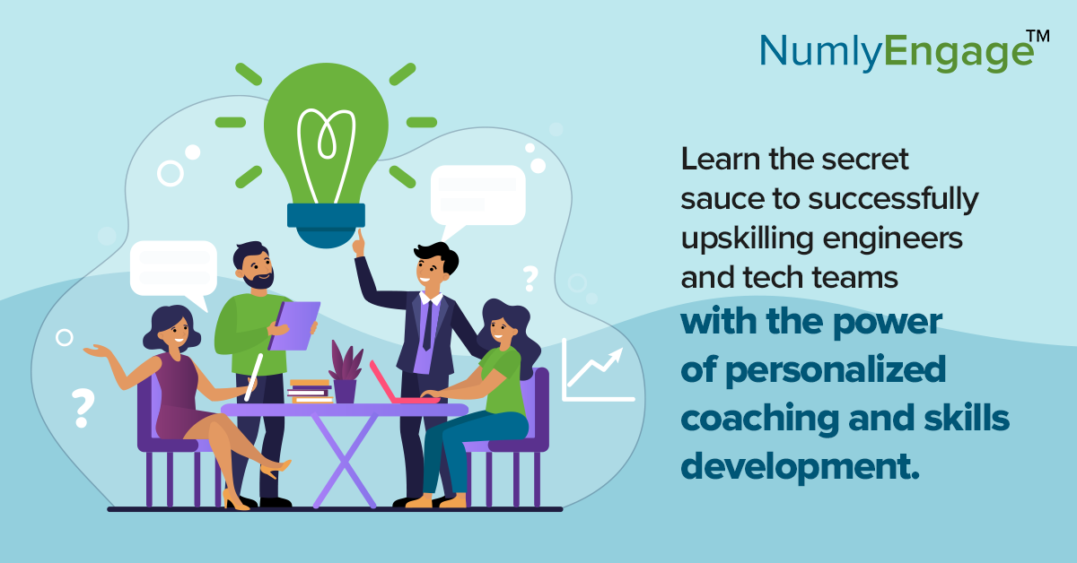Power your Upskilling Initiatives with Coaching