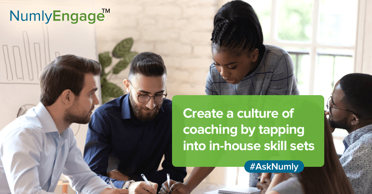 2021 HR Priority – Creating an Internal Coaching Culture