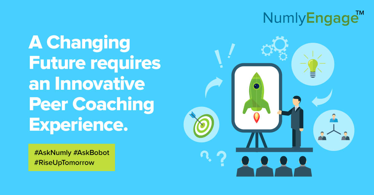 Develop a Growth Mindset in Employees with Peer Coaching