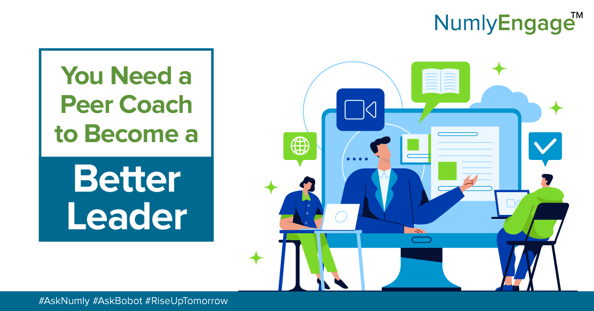 Help your Leaders Transition to a Digital World – Start Peer Coaching Initiatives