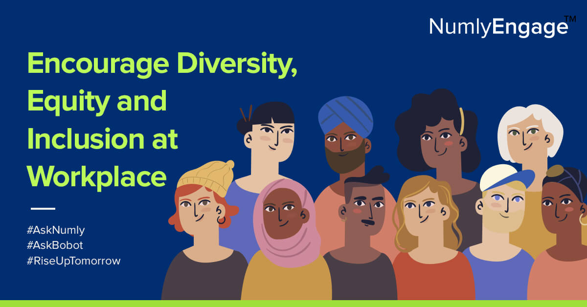 DE&I (Diversity, Equity & Inclusion) delivers more impact than you see!