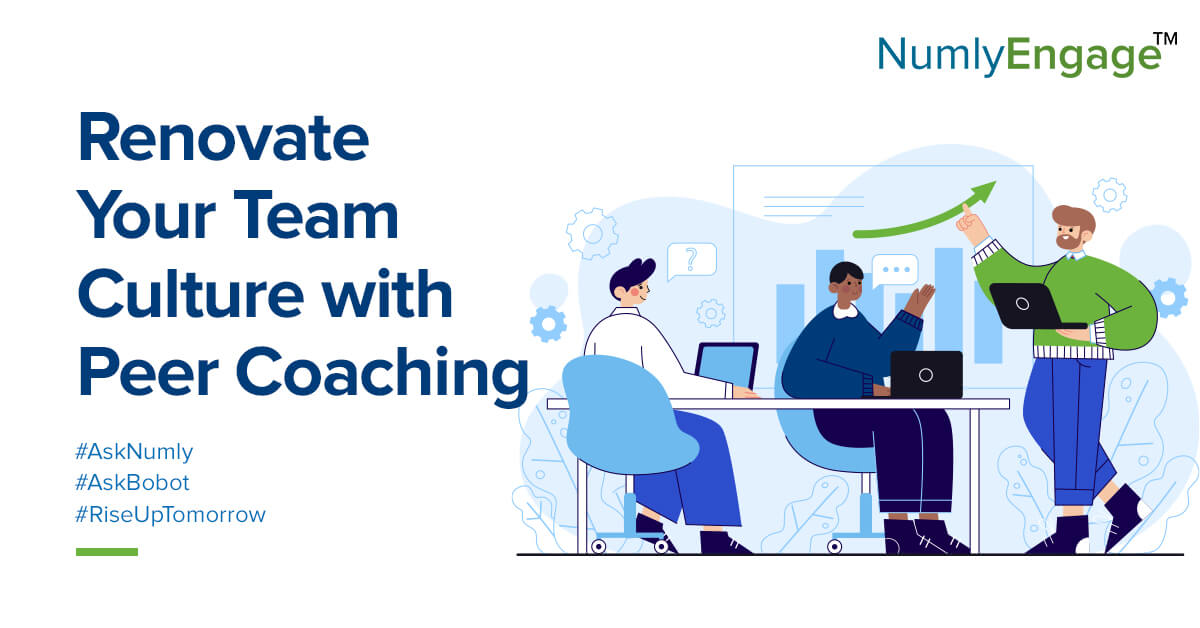 How to Create a Peer Coaching Culture in Hybrid Workplaces
